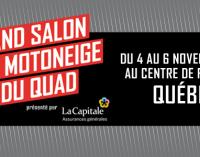 Le Grand Salon de la Motoneige et du Quad de Québec: Le plan des exposants révélé.